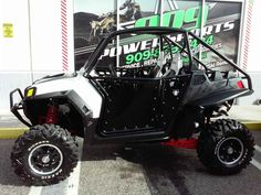 New 2016 Arctic Cat PROWLER 500 HDX ATVs For Sale in Virginia. For demo purposes only.