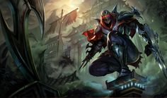 Zed | League of Legends Zed is the first ninja in 200 years to unlock the ancient, forbidden ways. He defied his clan and master, casting off the balance and discipline that had shackled him all his life. Zed now offers power to those who embrace knowledge of the shadows, and slays those who cling to ignorance.