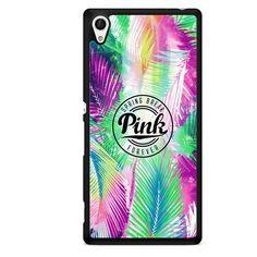 Pink Spring Break Forever TATUM-8717 Sony Phonecase Cover For Xperia Z1, Xperia Z2, Xperia Z3, Xperia Z4, Xperia Z5
