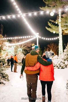 There's simply no better place to do your Christmas shopping than in Freeport, Maine, which is home to the L.L. Bean headquarters. The entire coastal town is filled with shops, but you'll want to visit the tree lighting and an event known as Sparkle Weekend in early December. #christmas #holidayideas #christmasideas #wintertodo #marthastewart Christmas Events, Christmas Town, Christmas Travel, Christmas Tree Farm, Christmas Shopping, Christmas Vacation, Maine Winter, Freeport Maine, Christmas Destinations