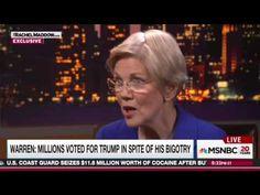Elizabeth Warren concedes that all Trump voters aren't knuckle-dragging ...