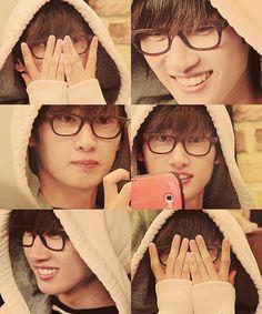 Eunhyuk oppa so cute