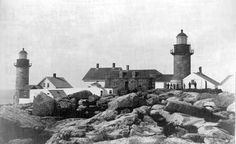 matinicus rock | Matinicus Rock Light Station Photocave Private Collection by National ...