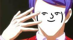 Αποτέλεσμα εικόνας για tokyo ghoul kaneki funny face
