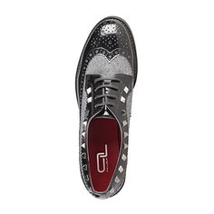 Ana Lublin Womens/Ladies Kristina Lace Up Shoes (11 US) (Black)