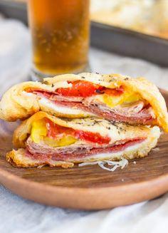 Awesome Italian Stromboli – Dan330