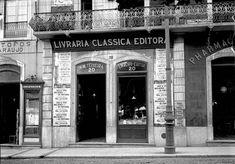 Lisboa de Antigamente: Livrarias de Antanho: Praça dos Restauradores e Pr...