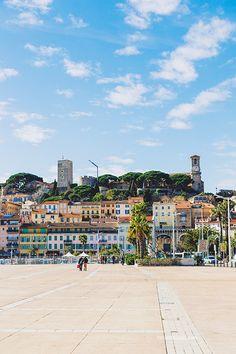 Those pastel houses (FaithieImages) Pastel House, French Riviera, Dolores Park, Landscapes, Houses, Photography, Travel, Image, Paisajes