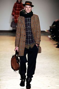 2009 F/W NewYork 레디 투 웨어 Marc by Marc Jacobs