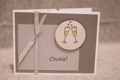 Cheers {happy new year card}
