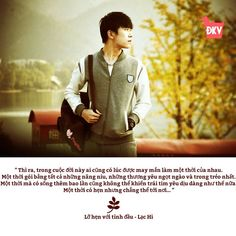 Lỡ hẹn với tình đầu - Lạc Hi Shopping Quotes, Love U So Much, Together Forever, I Need You, Me Quotes, Qoutes, Jackson, Memories, Songs