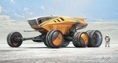 javier-lazo | Personal: Space Toys, Space Car, Futuristic Cars, Transportation Design, Bike Design, Retro Futurism, Sci Fi Fantasy, Design Reference, Concept Cars