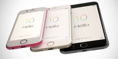 El iPhone 7 podría ser así según los últimos rumores http://iphonedigital.es/iphone-7-camara-dual-rumores-curved/ #iphone