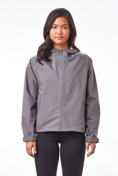 True North Waterproof Jacket   Athletic Apparel   Workout   Made in the  USA.   f12a565490eb