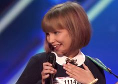 Grace VanderWaal has a voice that gives the audience of America's Got Talent goosebumps and a personality that lights up the room! Prepared with a song she wrote all by herself and her trusty ukulele, this 12-year-old upcoming star is ready to give it her all under the limelight. Wit..