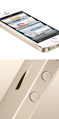 Apple - iPhone 5s - Gold.... SO GONNA GET THIS!