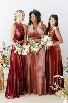 Casual Bridesmaid Dresses, Bridesmaid Dresses Online, Fall Wedding Dresses, Wedding Dresses Plus Size, Autumn Wedding, Bridesmaids, Dress Collection, Wedding Ideas, Wedding Stuff