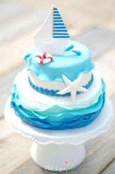 summer maritim cake , http://www.pinksugar-kessy.de/2013/07/schiffchen-ahoi-torte.html?utm_source=bp_recent=gadget_campaign=bp_recent