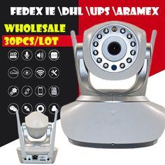 $688.00 (Buy here: https://alitems.com/g/1e8d114494ebda23ff8b16525dc3e8/?i=5&ulp=https%3A%2F%2Fwww.aliexpress.com%2Fitem%2F30pc-lot-wholesale-factory-free-shipping-Wireless-IP-Camera-Wifi-720P-HD-CCTV-CAMERA-Mega-P2P%2F32710773477.html ) 30pc/lot  wholesale factory free shipping Wireless IP Camera Wifi  720P HD CCTV sd card Mega P2P Alarm Baby monitor   Record for just $688.00