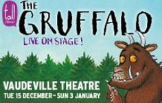 Gruffalo theatre tickets - Lyric Theatre - London Join Mouse on an adventurous journey through the deep dark wood¦ meet a wheeler-dealer Fox, an eccentric old Owl, a maraca-shaking, party-mad Snake! Mouse can scare these hungry animals away with tall http://www.comparestoreprices.co.uk/january-2017-3/gruffalo-theatre-tickets--lyric-theatre--london.asp