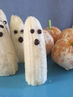 Spooky Banana and Pumkin Tangerine