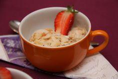 Banana-Yoghurt Ice Cream in Roasted Coconut