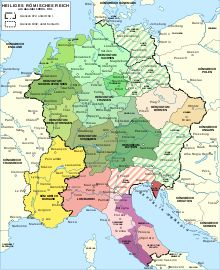 Herzogtum Lothringen – Wikipedia