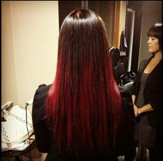 alright i m growing my hair out so i can dye it red again bangs