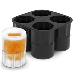 Cool Shooters Ice Tray   Ice Cube Trays Ice Shot Glasses - Buy at drinkstuff
