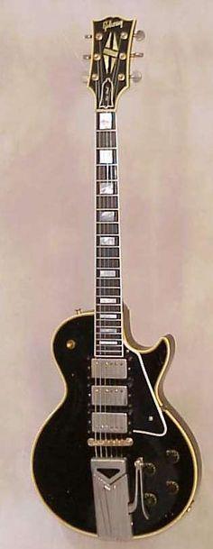 1958 Gibson Les Paul Custom {Vibrola}