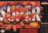New Super Street Fighter II - SNES Factory Sealed Game