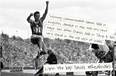 Lynn 'the leap' Davies #RecallWales