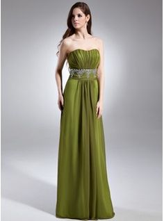 Special Occasion Dresses - $155.99 - A-Line/Princess Sweetheart Floor-Length Chiffon Prom Dress With Ruffle Beading  http://www.dressfirst.com/A-Line-Princess-Sweetheart-Floor-Length-Chiffon-Prom-Dress-With-Ruffle-Beading-008015647-g15647