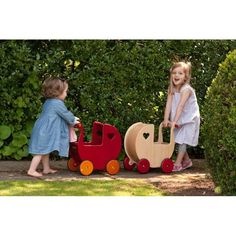 Moover Doll Prams - Bella Luna Toys