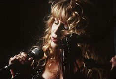 Stevie Nicks by Norman Seef