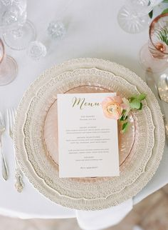 Gorgeous table chargers: http://www.stylemepretty.com/vault/search/images/Decor