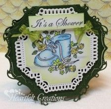 Blue Baby Shoe