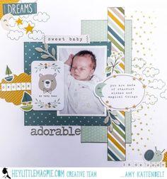Baby Scrapbook Pages, Baby Boy Scrapbook, 12x12 Scrapbook, Mini Scrapbook Albums, Scrapbook Designs, Scrapbook Page Layouts, Mini Albums, Baby Boy Cards, Baby Album