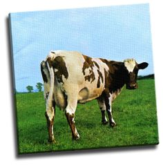 Pink Floyd - Atom Heart Mother Giclee Canvas Album Cover Art