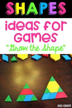 Geometry games directions and ideas