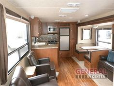 New 2015 Forest River RV Wildwood 27RKSS Travel Trailer at General RV | White Lake, MI | #115341