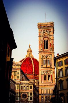 Florence Italy - hands down my favorite city in the world. The shopping is to die for.
