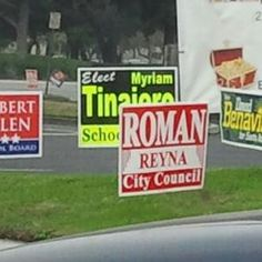 Vote Reyna! My orthodontist is named Raina and I was freaking out. Ok I know it's not Reyna but it's close