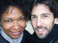 My wife and I are an interracial couple. I am a White, Ashkenazi Jewish man from New York. She is a Black woman from Detroit, raised in the Lutheran faith,