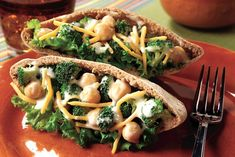 vegetarian-pita-pockets-50951 Image 1