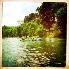 Spring River, Hardy AR