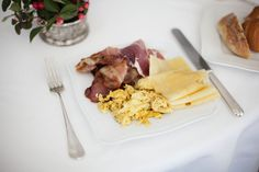 Neapolitan bacon and eggs | © Machi di Pace (@machijones) - Campaniasuweb