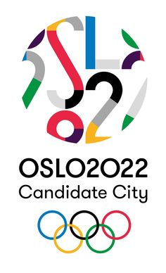 Brand identity campaign for Snøhetta/Oslo 2022