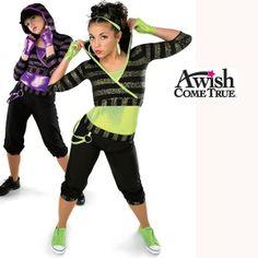 hip hop dance costumes | ... Clearance Dance Costumes: Can We Chill Adult Hip Hop Dance Costume