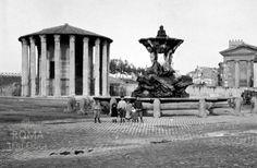 Piazza della Bocca della Verità (1905) Bed And Breakfast, Antiques, Rome, Antiquities, Antique